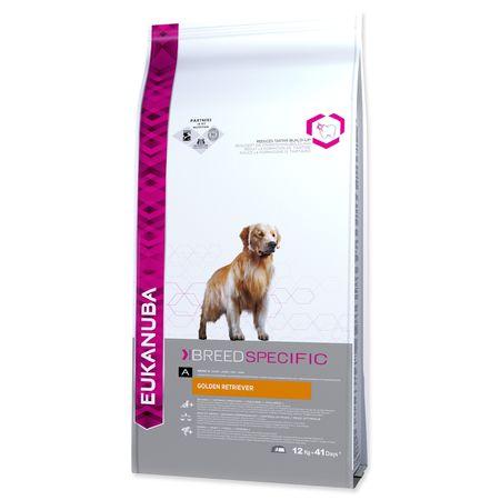 Eukanuba Golden Retriever kutyatáp - 12kg
