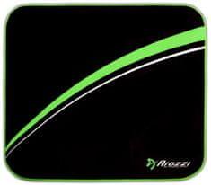 Arozzi Floormat, čierna / zelená (AROZZI-FLOORMAT-GN)