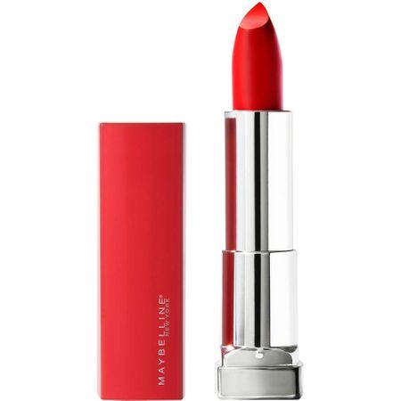 Maybelline rdečilo za ustnice Color Sensational, Red For Me 382