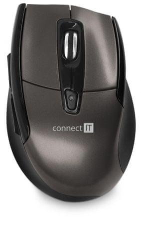 Connect IT CMO-1300, černá (CMO-1300-BR)