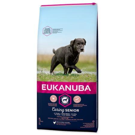 Eukanuba karma dla psów Senior Large 15 kg