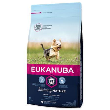 Eukanuba Mature Toy 2 kg