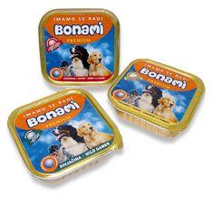 Bonami konzerva za pse, govedina in jetra, 150 g