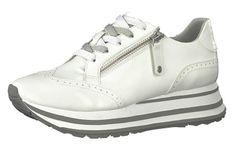 Tamaris Dámské boty 1-1-23701-32-100 White