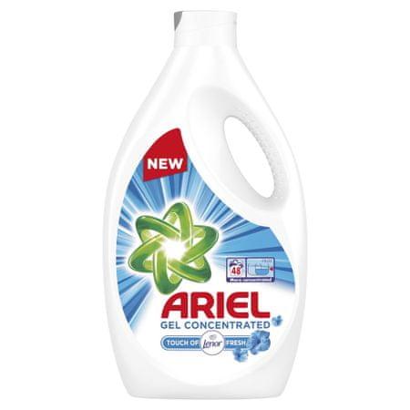 Ariel gel za pranje Touch of Lenor 48 2,64 l