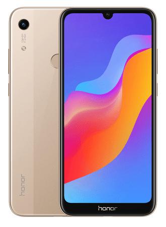 Honor GSM telefon 8A (JKRT-L29B), 3+32GB, zlat