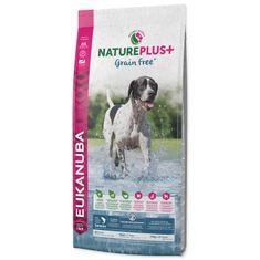 Eukanuba Nature Plus+ Adult Grain Free Salmon 14kg