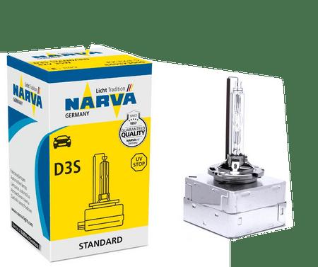 Narva žarnica D3S 35W Xenon Pk32d-3