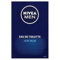 Nivea Woda toaletowa dla mężczyzn po prostu Blue 100 ml