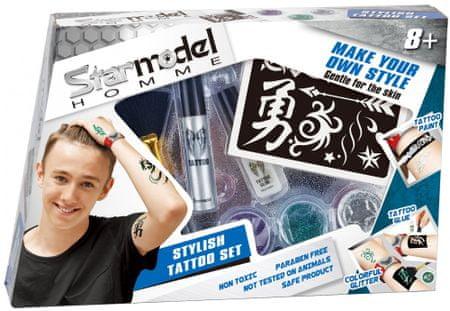 Mac Toys Tetovanie pre chlapcov