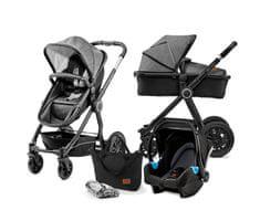KinderKraft wózek dziecięcy VEO 3w1