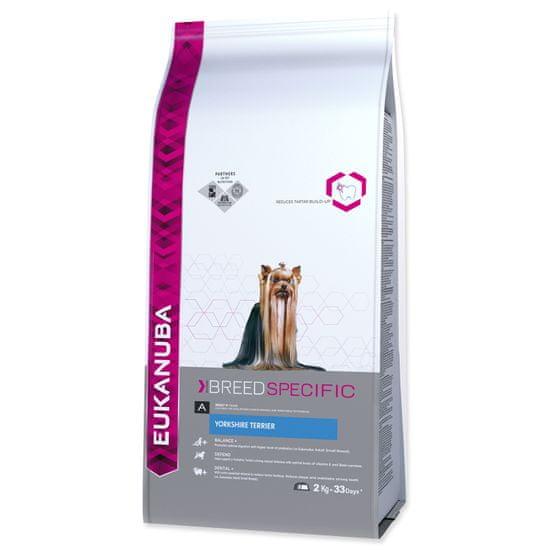Eukanuba Yorkshire Terrier 2 kg