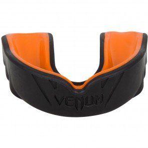 """VENUM Chránič na zuby """"Challenger"""", černá / oranžová"""
