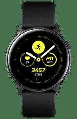 Samsung Zegarek Galaxy Watch Active, Czarny