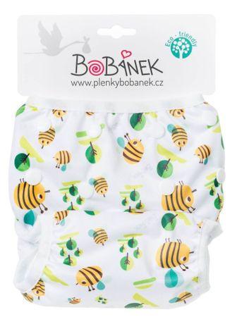 Bobánek Babával együtt növő úszópelenka, Méhecskék