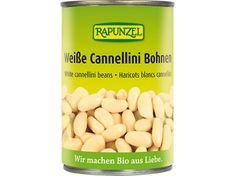 Rapunzel Bio bílá fazole sterilovaná 400g