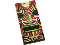 Lifefood Bio Lifefood Chocolate s kúskami orechov a čerešní 70g