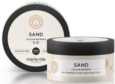 Maria Nila Sand gyengéd, tápláló hajmaszk színpigmentek nélkül(Colour Refresh Mask)