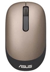 Asus brezžična miška WT205, zlata