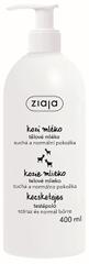 Ziaja Tělové mléko Goat`s Milk 400 ml
