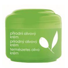 Ziaja Pleťový krém pre normálnu a suchú pleť Natural Olive 50 ml