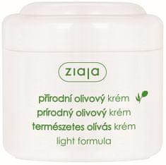 Ziaja Denný krém pre normálnu a suchú pleť ľahké zloženie Natural Olive 200 ml