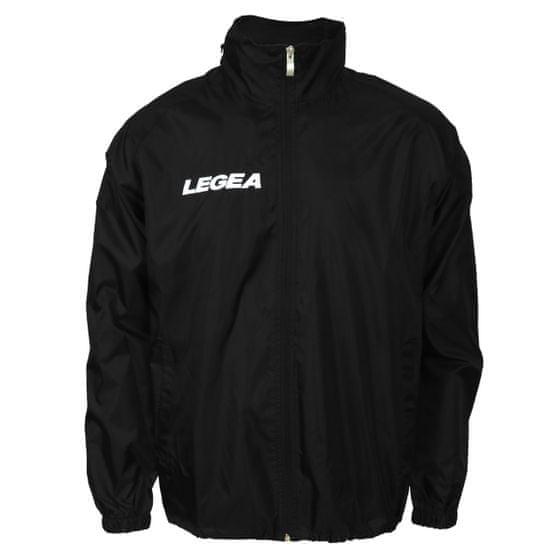 LEGEA šuštiaková bunda Italia čierna veľkosť 3XS