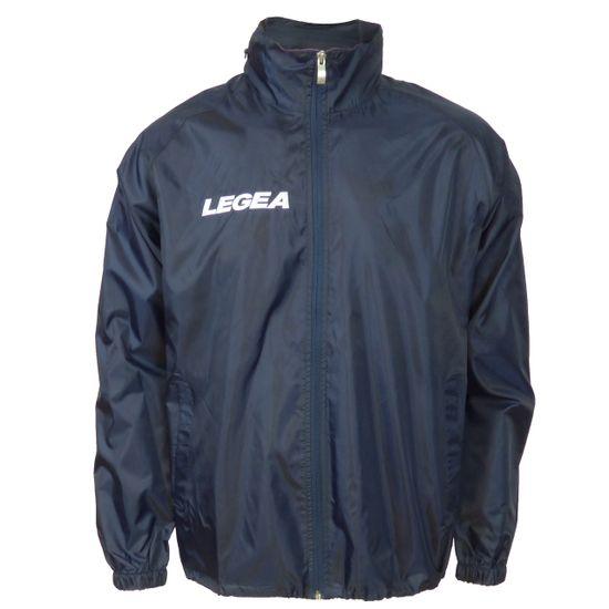 LEGEA šuštiaková bunda Italia tmavo modrá veľkosť 2XS