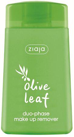Ziaja Dvousložkový odličovač voděodolného make-upu Olive Leaf 120 ml