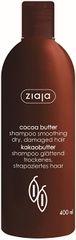 Ziaja Vyhladzujúci šampón na suché a poškodené vlasy Cocoa Butter 400 ml