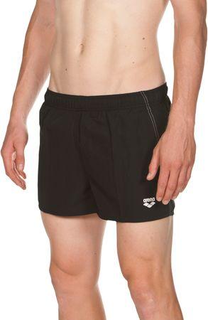 ARENA moške kratke hlače Fundamentals X-Short, Black-White, črno bele, XL