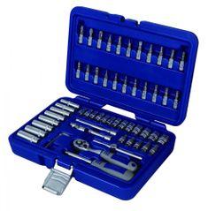Michelin set natičnih ključev MSS-57-1/4, 57 kos