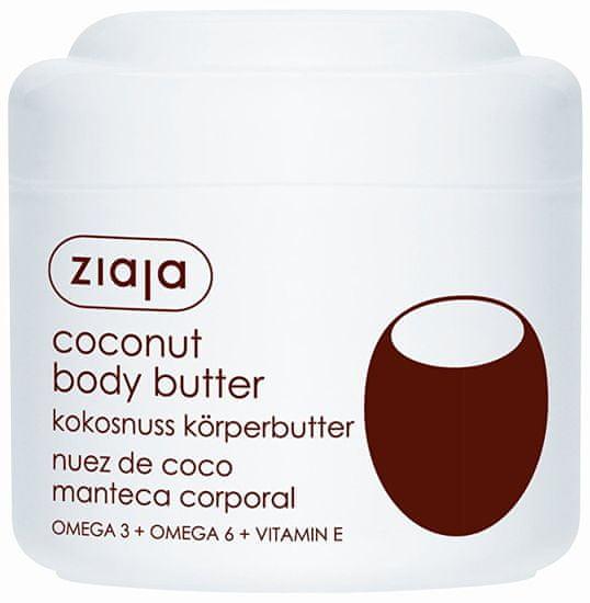 Ziaja Telové maslo Coconut 200 ml