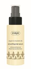 Ziaja Vyhladzujúce sérum pre suché a poškodené vlasy Argan & Tsubaki Oils 50 ml