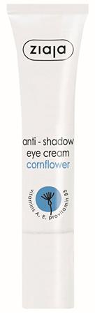 Ziaja Krem pod oczy i na powieki rozjaśniający cienieCornflower 15 ml