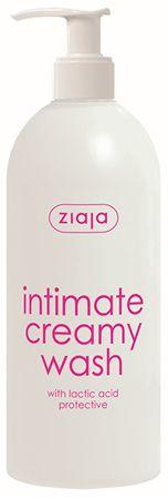 Ziaja Kremna intimna higiena z mlečno kislino 500 ml