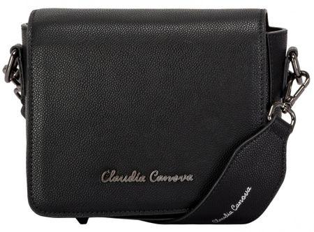 Claudia Canova ženska torbica za nošenje preko ramena, crna