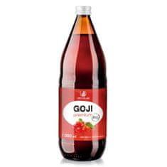 Allnature Goji Kustovnica čínska Premium - 100% Bio šťava 1000 ml