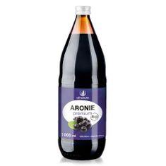 Allnature Arónie Premium - 100% Bio šťava 1000 ml