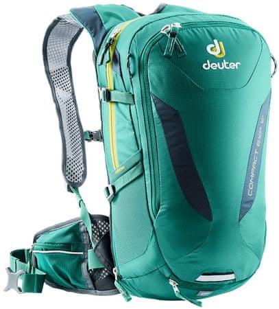 DEUTER Compact EXP 12L alpinegreen-midnight