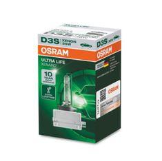 Osram Xenónová výbojka D3S, Xenarc Ultra Life, 35W, PK32d-5