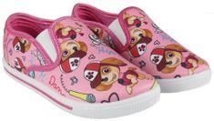 Disney lány slip on cipő Mancs őrjárat