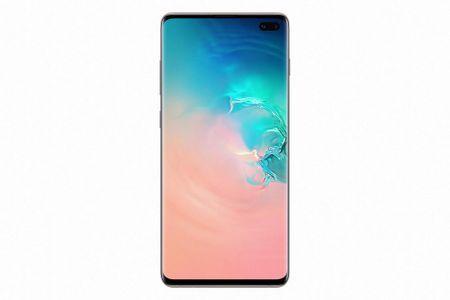 Samsung GSM telefon Galaxy S10+ (G975F), 512GB, keramično bel