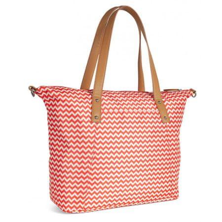 Canpol babies previjalna torba, rdeča