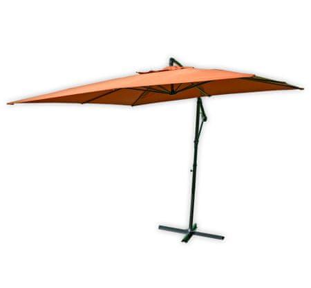 Rojaplast Parasol 8080 boczny (270x270cm) terakota