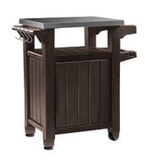 KETER UNITY 105L stůl hnědý