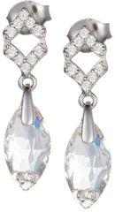 Preciosa Crystal Bud kristály fülbevaló 6018 00 ezüst 925/1000