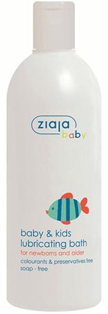 Ziaja Olejek do kąpieli dla noworodków 370 ml