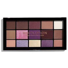 Makeup Revolution Paletka očných tieňov Re-Loaded Visionary (Palette Visionary) 15 x 1,1 g