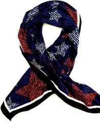 Alber Zoran dámský tmavě modrý šátek